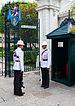 Regimiento Primero de Infantería de la Guardia Real, Gran Palacio, Bangkok, Tailandia, 2013-08-22, DD 07.JPG