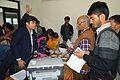 Registration - Bengali Wikipedia 10th Anniversary Celebration - Jadavpur University - Kolkata 2015-01-09 2490.JPG
