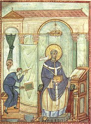 Master of the Registrum Gregorii: Registrum Gregorii