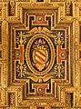Relief CoA Pius V ceiling Santa Maria in Aracoeli, Rome, Italy.jpg