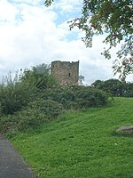 Remains of old windmill - geograph.org.uk - 1449373.jpg