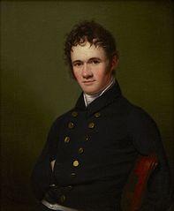 Portrait of Commander Lewis Warrington (1782-1851)