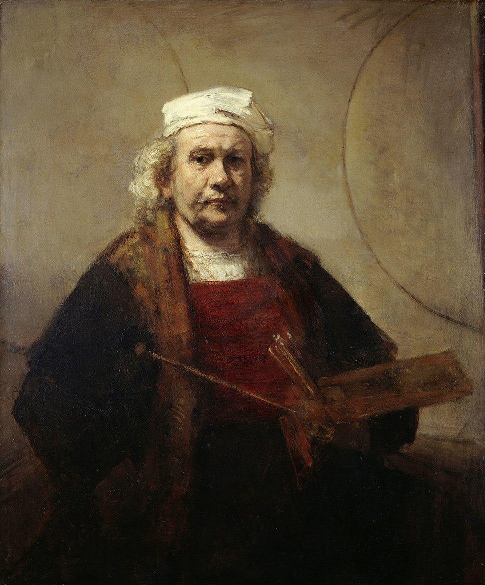 Rembrandt Self-portrait (Kenwood)