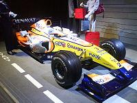 Modelo R27 da temporada 2007