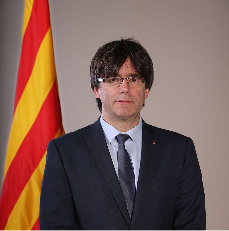 Kаталонский лидер Карлес Пучдемон в ближайшее время прибудет в Данию