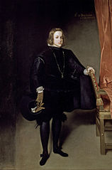 Portrait of Baltasar Carlos of Spain (1629-1646)