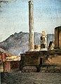 Rettelbusch Adolf Ruine des Jupitertempels in Pompeji Magdeburg.jpeg