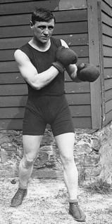Reuben Charles Warnes English boxer