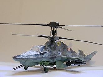 Plastic model - Revell Kamov Ka-58