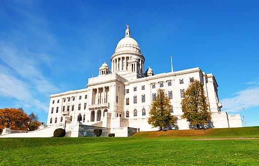 Rhode Island state house 2009a