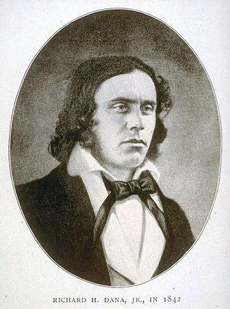 Richard Henry Dana Jr. - Dana in 1842