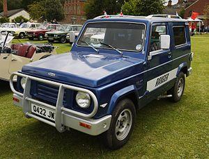 Avtokam - Autokam Ranger/2160 short wheelbase version