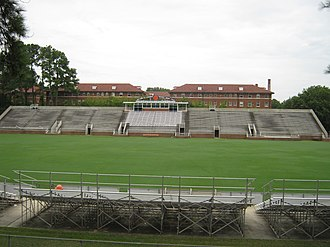Riggs Field - Image: Riggs Field At Clemson university