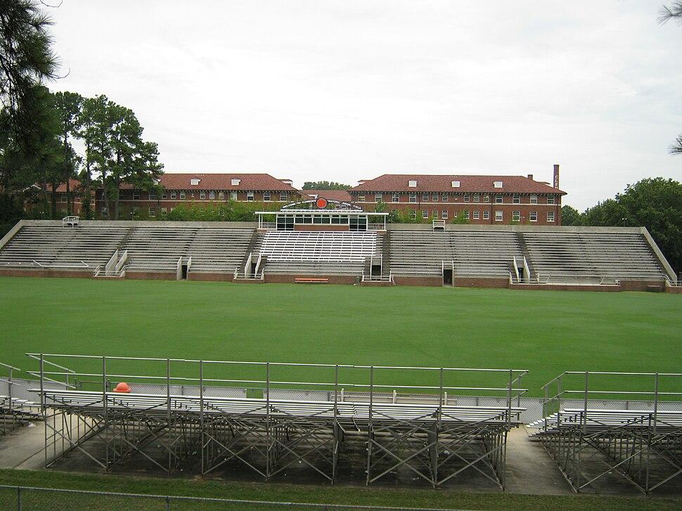 Riggs Field At Clemson university