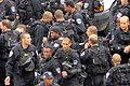 Riot police, Western Wall December 2013 Israel.jpg