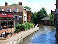River Kennet, Bridge Street, Newbury - geograph.org.uk - 830865.jpg