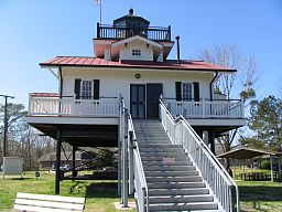 River Lighthouse Museum