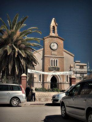 Maghnia - Riwaq El-Fen in Maghnia