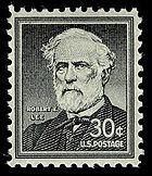 Robert E. Lee 1957 30cent