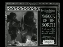 Archivo:Robert J Flaherty - 1922 - Nanook Of The North (Nanuk El Esquimal).ogv