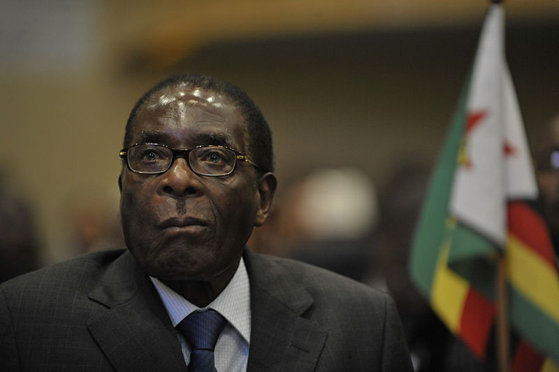 File:Robert Mugabe, 12th AU Summit, 090202-N-0506A-187.jpg