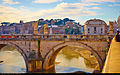 Roma, Ponte sant'Angelo (5481288261).jpg