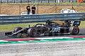Romain Grosjean during Hungarian Formula 1 Grand Prix.jpg