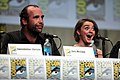 Rory McCann & Maisie Williams (14588056069).jpg