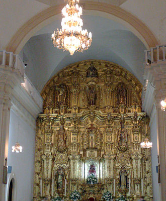 El Rosario, Sinaloa - Church of Our Lady of the Rosary