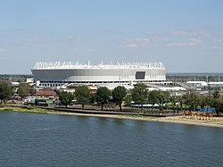 Rostov-Arena from Voroshilov bridge.jpg
