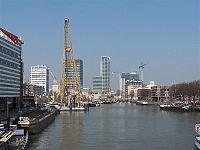 Η πόλη του ρότερνταμ