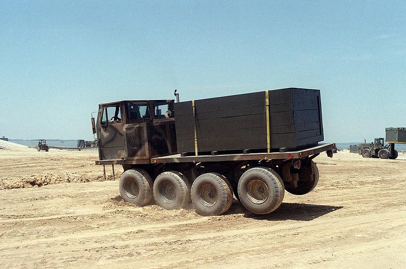 Rough Terrain Crane Wikipedia : Commander foremost camion per industria petrolifera