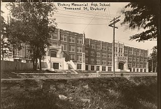Public high school in the United States