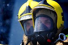 Firefighter's helmet - Wikipedia