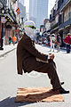 Royal Street Performer - Sitting Man.jpg