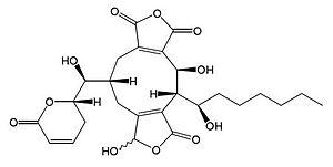 Rubratoxin - Structure of rubratoxin A