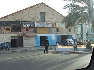 Town in Dakar Region, Senegal