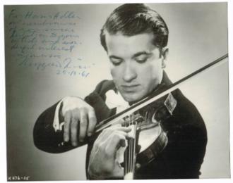 Ruggiero Ricci - Ruggiero Ricci, 1961