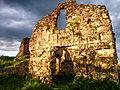 Ruins of King's palace in Georgia, Geguti.jpg