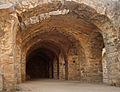 Ruins of golkonda fort, Hyderabad, India.jpg