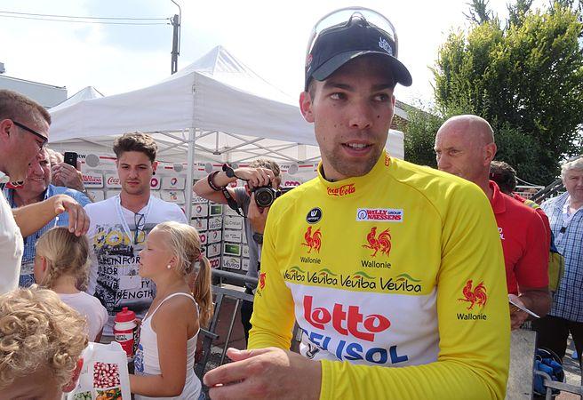 Rumillies (Tournai) - Tour de Wallonie, étape 1, 26 juillet 2014, arrivée (C43).JPG