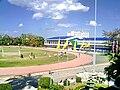 Runway of Samakkhi Witthayakhom School.jpg