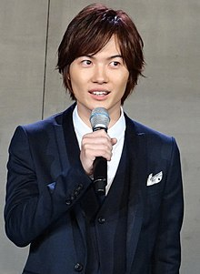 Rurouni Kenshin Kyoto Inferno The Legend Ends, Red Carpet Premiere Ryunosuke Kamiki.jpg