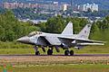 Russian Air Force Mikoyan-Gurevich MiG-31 (19425070745).jpg