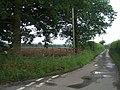 Rusty metal fencing - geograph.org.uk - 471087.jpg