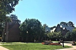 Ryland Hall (Richmond, Virginia) - Image: Ryland Hall
