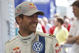 Power stage - Six-time world champion Sébastien Ogier has the most power stage victories.