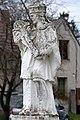 Sümegprága, Nepomuki Szent János-szobor 2021 08.jpg