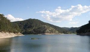 Lake Sünnet Nature Park - Image: Sünnet Lake, Göynük