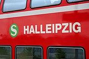S-Bahn HALLEIPZIG